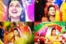 Bride-To-Be Divyanka Tripathi Looks Gorgeous During her Haldi Ceremony