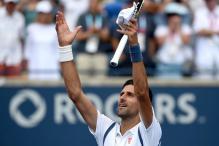 Novak Djokovic Survives Test to Reach Third Round in Toronto