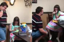 Girl With Down Syndrome Reacts Adorably to Her Boyfriend's Promise Ring