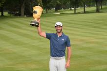 Dustin Johnson Wins Bridgestone Invitational As Jason Day Falters