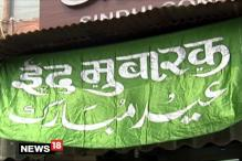 Eid Euphoria Hits Old Delhi