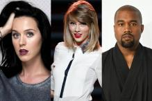 Kanye West To Katy Perry: Taylor Swift's Feuds With Fellow Artists