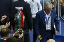 Euro 2016: France Coach Dejected After Stumbling at Final Hurdle