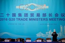G20 Warns of Rising Risks to Global Economy