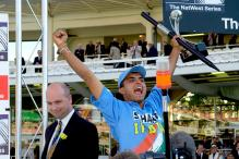 Sehwag Recalls Shirt-Waving at Lord's on Ganguly's Birthday