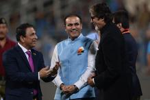 Virender Sehwag Wishes Sunil Gavaskar Happy Birthday Bollywood Style