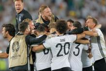 Hector the Hero As Germany Sink Italy in Shootout to Enter Semis