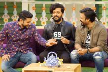 Riteish, Vivek, Aftab Keep Mum On 'Great Grand Masti' Online Leak