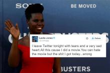 Twitter Announces Crackdown After Online Abuse of 'Ghostbusters' Actor