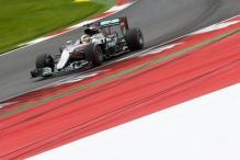 Lewis Hamilton Takes Pole for Austrian Grand Prix