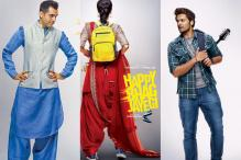 Are You Ready To Elope With 'Happy Bhag Jayegi'?