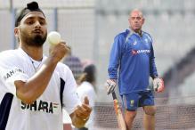 Harbhajan Singh Recalls Calling Darren Lehmann 'Pregnant'
