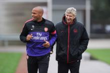 Want to Coach Arsenal Someday, Says Thierry Henry