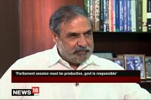 Hot Seat: PM Must Engage With Opposition, Says Anand Sharma