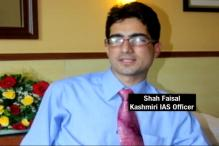 Media 'Breeding Alienation', Kashmiri IAS Topper Threatens to Quit