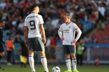 Ibrahimovic Scores Spectacular Goal on Manchester United Debut