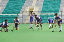 Indian Men's Hockey Team Leaves for Rio Olympics