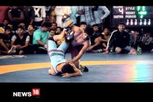 Indian Wrestlers Eye Olympic Glory at Rio