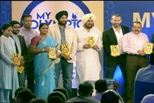 Book on India's Olympic Greats by CNN-News18 Sports Editor Launched