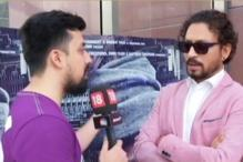 Irrfan Khan Turns Interviewer