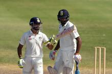 Jadeja Shines With All-Round Show, India 364 All Out on Day 2