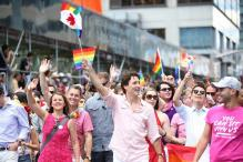 Justin Trudeau's Toronto Pride Parade Photos Prove That He's the Best PM Ever