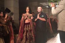 ICW 2016: Kangana Ranaut Serves Up Pure Glamour In A Manav Gangwani Ensemble