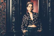 Kangana Ranaut Exudes Regal Charm In Manish Malhotra's Creations
