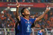 Kerala Blasters Sign Striker Haokip for Third ISL Season