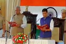 Pema Khandu is Arunachal CM, Governor Says No Floor Test
