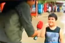 This Kid's Honest Reply Leaves Pakistani Journalist Embarrassed