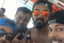 Team India's 'Beer' Trouble: KL Rahul Deletes Photo After Uproar