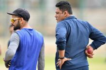 Kumble Won't Defang Kohli's Aggression