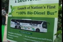 KSRTC Launches India's First Bio-Diesel Bus