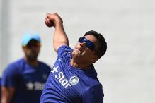 'Jumbo' Session: Coach Anil Kumble Bowls to India Batsmen in Nets