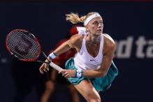 Petra Kvitova, Samantha Stosur Advance in Montreal