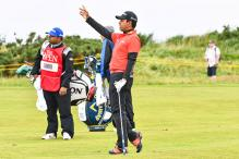 Golfer Anirban Lahiri Scores 79 in Final Round of British Open
