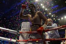 Vijender Singh to Defend Title Against Ex-World Champion Francis Cheka