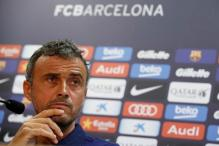 Barca's Luis Enrique Focused on New Season, Not Contract