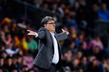 Argentina Coach Gerardo Martino Resigns