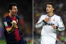 Real Madrid vs Barcelona 'El Clasico' Set for December