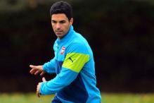 Mikel Arteta Joins Manchester City Coaching Staff