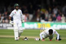 Misbah-ul-Haq says 'No Disrespect' in Press-Up Routine