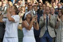 Watson, Kontinen Win Wimbledon Mixed Doubles on Debut