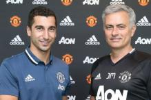 Mkhitaryan Signs for Man United on Four-Year Deal