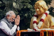 APJ Abdul Kalam Created a Void that is Irreplaceable: Narendra Modi