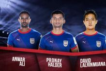 Mumbai City FC signs Lalrinmuana, Halder, Ralte, Ali for ISL
