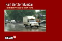 Mumbai Braces for Heavy Rains, Key Roads Waterlogged