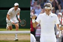 Roger Federer to Face Andy Murray in Scottish Charity Match