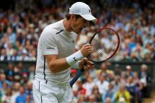 Murray Beats Kyrgios to Set up Tsonga Quarter-Final